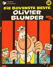 OLIVIER BLUNDER 15 - DIE BOVENSTE BESTE - Greg