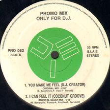 VARIOUS (MIG 27 / CLOCK / DJ CREATOR / COCONUT GROOVE) - Promo Mix 82 - Media