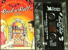 GOLDEN AGE OF ROCK N ROLL 1960 CASSETTE 1 RDC92901 PRESLEY ORBISON DOMINO SEDAKA