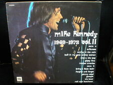 LP MIKE KENNEDY Vol. II 1969 - 1973 los BRAVOS SPANISH rare 1983 VINYL