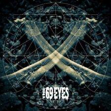The 69 Eyes - X CD/DVD 2012 digi gothic rock Nuclear Blast America