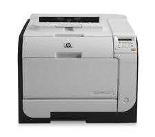 HP LaserJet Pro M451nw Workgroup Laser Printer Wireless Network No Toner 7k pc