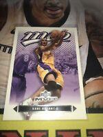 Upper Deck MVP Kobe Bryant Base Card Lakers Legend HOF 2020