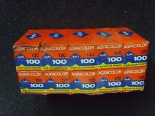AGFACOLOR 100 (The film is expired)
