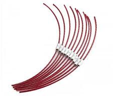 Bosch Trimmer faden Art 26 Combitrim rot Trimmfaden F016800181