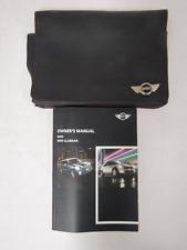 2013 Mini Cooper / Clubman Owners Manual Guide Book