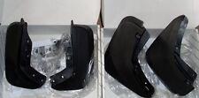 GENUINE BRAND NEW Audi Q3 FRONT & REAR MUD FLAPS SET 8U0075101 + 8U0075111