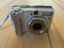 Canon Powershot A560 vintage digital camera