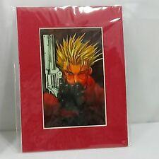 Limited Edition 1st Edition Trigun Vash the Stampede Laser Cel