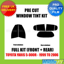 Toyota Front Car Styling Window Shades & Tints
