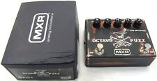 MXR SF01 Slash Octave Fuzz Guitar Effects Pedal USED