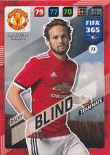 Panini Adrenalyn XL FIFA 365 2018 #73 Daley Blind Manchester United