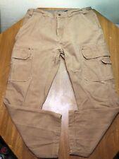 "Rocky Outdoor Gear Brown Duck  Mens Size 40X30"" Heavyweight Pants 100% cotton"