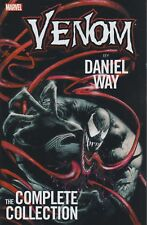 Venom by Daniel Way The Complete Collection Trade Paperback Marvel Comics
