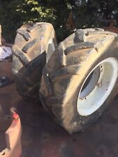 Gravely Solid Wheels And Rims By Firestone