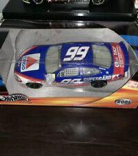 2001 Hot Wheels Jeff Burton Citgo Supergard #99 NASCAR Die Cast 1:24 Scale Car