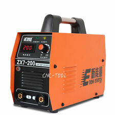 Digital Display DC Inverter Welding Equipment Portable Welder Machine 220V