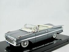 1959 Chevrolet Impala Convertible   grau metallic    /  Vitesse  1:43