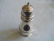Fine Antique Sterling silver sugar caster CSG & Co.