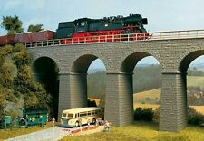 AUHAGEN 11344 gauge H0 Railway Bridge # NEW ORIGINAL PACKAGING #