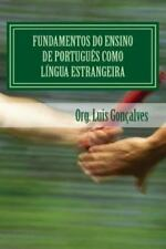 Fundamentos Do Ensino de Portugues Como Lingua Estrangeira (Paperback or Softbac