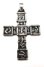 RARE James Avery 50th Anniversary Cross Pendant LARGE Vintage