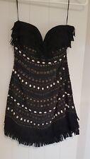 SEDUCE Strapless Mini Dress (12)