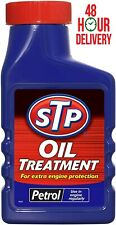 STP Oil Treatment For Petrol Engines Engine Protection 300ml 60300EN