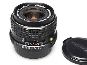 SMC Pentax-M 35mm F2