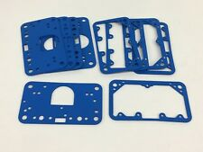 10 PACK HOLLEY CARBURETOR FUEL BOWL METERING BLOCK GASKET 2300 4150 4160 4500