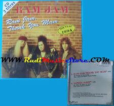 CD Singolo Ram Jam Ram Jam,Thank You Mam 190 752.2 FRANCE 1994 CARDSLEEVE(S24)