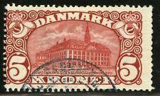 Denmark 1912 General Post Office Copenhagen Scott 82 Used Cv$200 0B