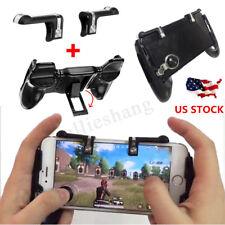 For PUBG Mobile Smart Phone GamePad Joystick GameTrigger Shooter Controller L1R1