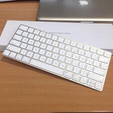 New Apple Magic Keyboard Wireless Bluetooth w/ Built-in Rechargeable Battery