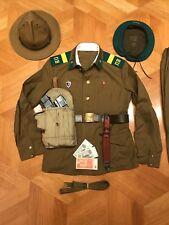 USSR Size 52/4 Border Guard Uniform M69 Mint Condition
