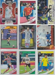 Soccer / Football Cards - Various Years, Teams, and Brands - You Pick Your Cards