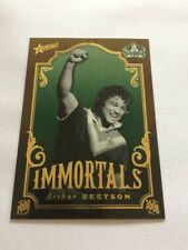 Immortal Arthur Beetson 2008   Select Centenary Of Rugby League Trading Card