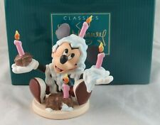 """WDCC """"Happy Birthday"""" Mickey Mouse from Disney's Mickey's Birthday Party in Box"""