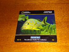 NATIONAL GEOGRAPHIC:CARIBBEAN CORAL REEF : THE ULTIMATE WILDLIFE*GOING CHEAP*