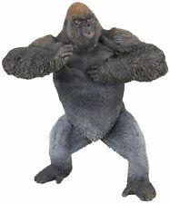 Papo 50243 Mountain Gorilla Model Animal Replica Toy Like King Kong  - NIP