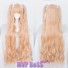 Rozen Maiden kirakishou Orange MIX Cosplay Hair Wig with Ponytail wigs