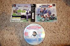 Formation Soccer 98 in France (Sony PlayStation 1) Complete ps1 JAPAN Import JP