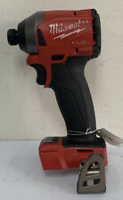 """Pre Owned - MILWAUKEE M18 FUEL 2853-20 1/4"""" Brushless Cordless IMPACT DRIVER"""