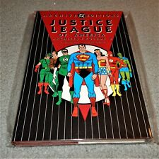 DC ARCHIVES JUSTICE LEAGUE OF AMERICA VOLUME 2 H/C BATMAN SILVER AGE JLA NM