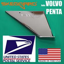 Volvo Penta SKEG GUARD,Volvo Skeggard Protector, SX Drive Single Prop *USA Made*