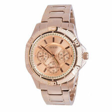 GUESS Women's Stainless Steel Strap Casual Wristwatches