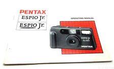 Pentax ESPIO Jr Operating Manual #434