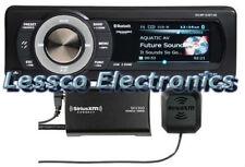 AQUATIC AQ-MP-5UBT-HS HARLEY FACTORY RADIO REPLACEMENT w/ BLUETOOTH & SIRIUS XM