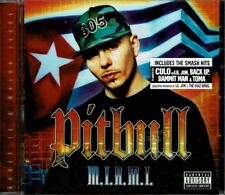 Pitbull Miami    BRAND  NEW SEALED  CD