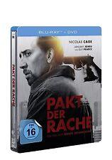 BLU-RAY  PAKT DER RACHE STEELBOOK  (mit Nicolas Cage) - NEU & OVP